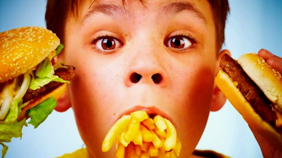 467198-child-and-fast-food-