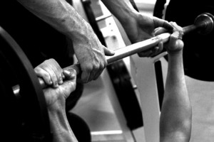 Barbell bench_10