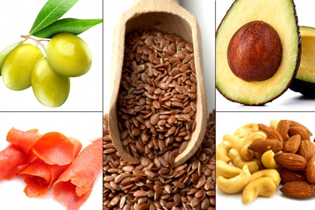 food-sources-for-healthy-fats-collage
