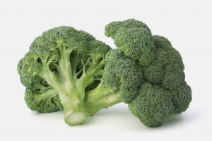 Broccoli vegetable isolated on white background; Shutterstock ID 131868416; PO: Sink; Job: Dec/Jan 2015; Client: Allrecipes